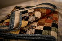 Patchwork quilt stories