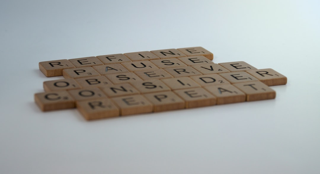 scrabble, scrabble pieces, lettering, letters, white background, wood, scrabble tiles, wood, words,  refine, pause, observe, consider, repeat, creative process, create, think, don't rush, repetition, iteration, iterative,