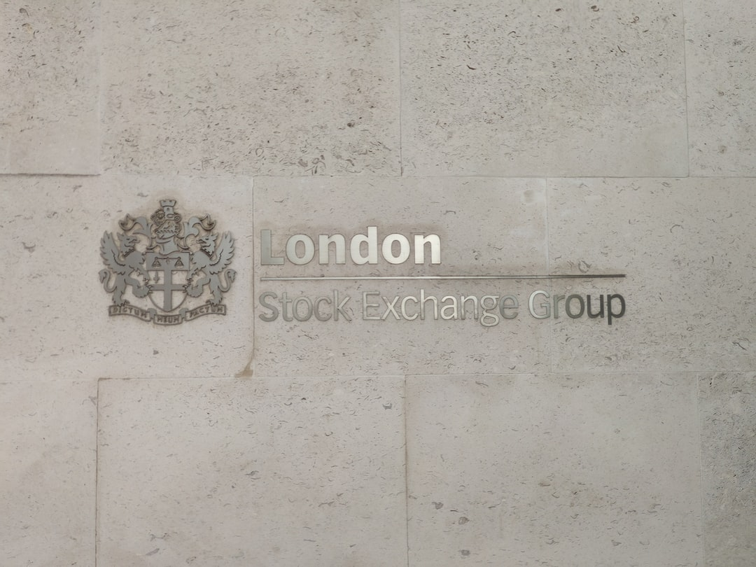 London Stock Exchange entrance