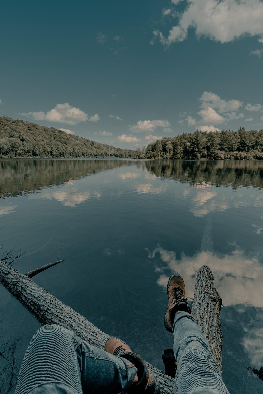 Lake Life (IG: @clay.banks)
