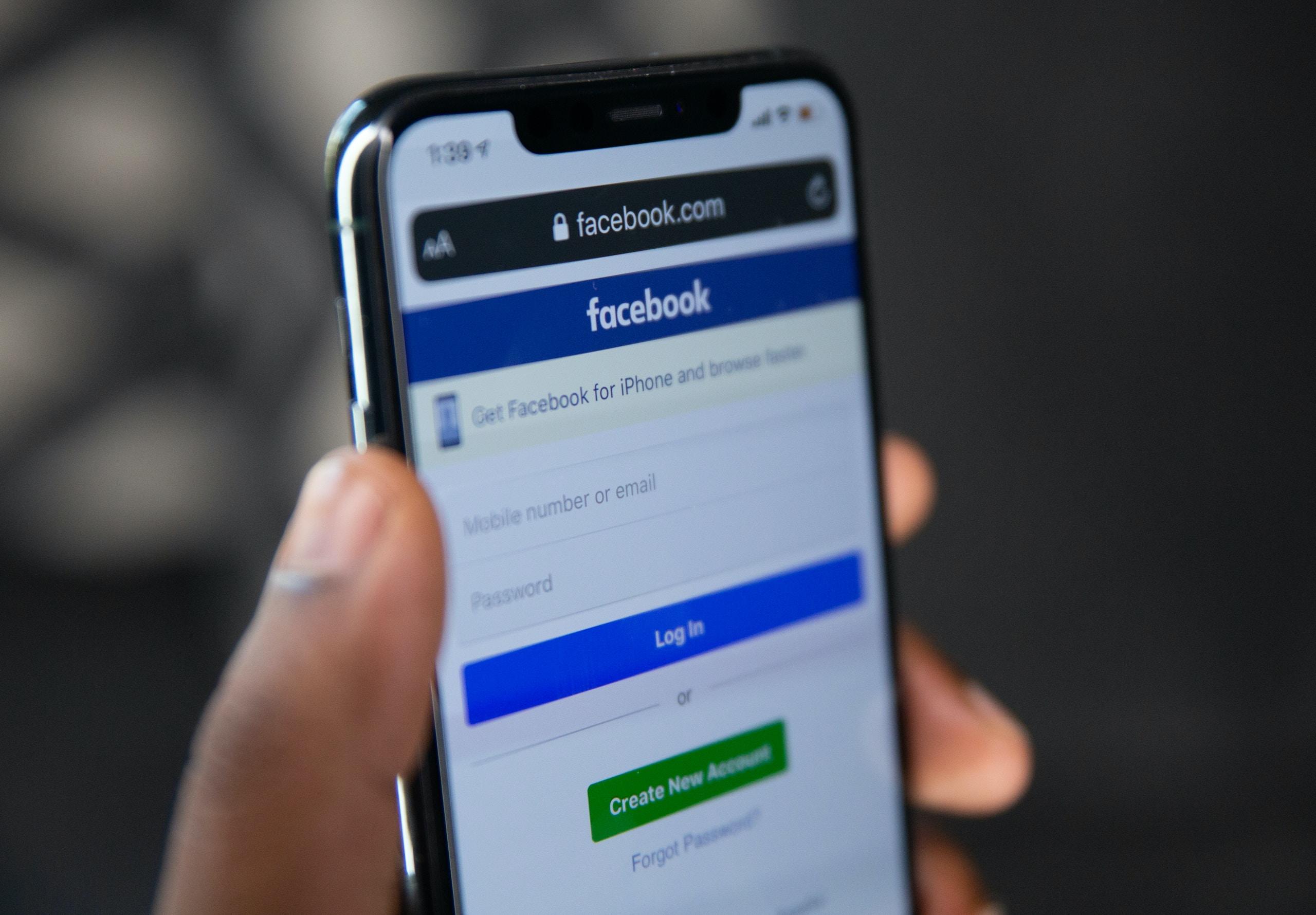 Wymiary grafik na Facebooka, aby prezentowały się poprawnie
