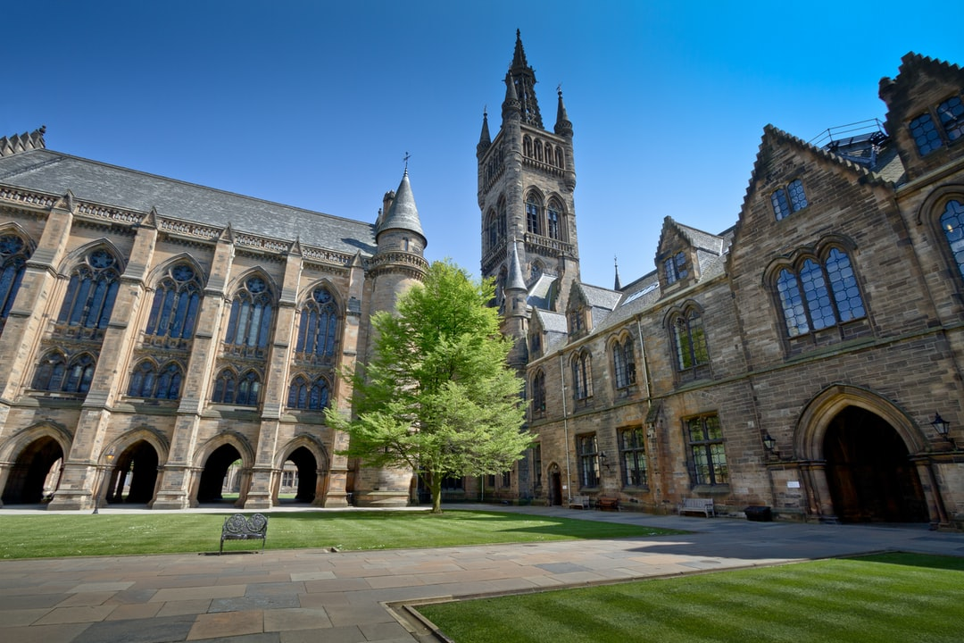 Here is a photograph taken from The University of Glasgow.  Located in Glasgow, Scotland.  Website : www.michaeldbeckwith.com   Email : michael@michaeldbeckwith.com