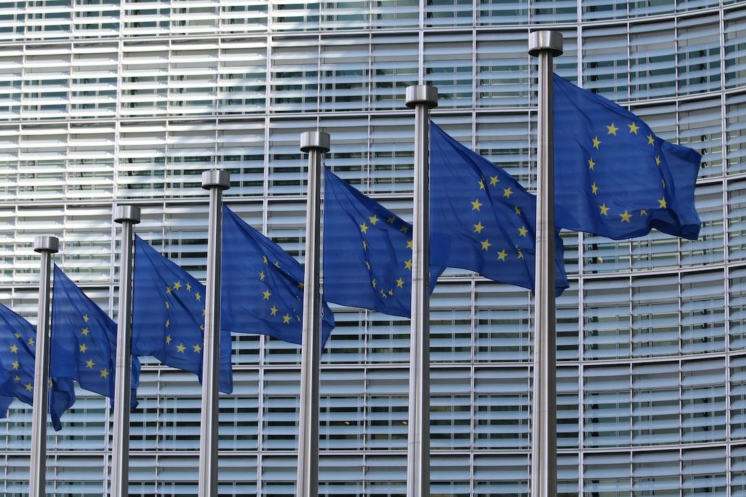 Europaeische Flagge