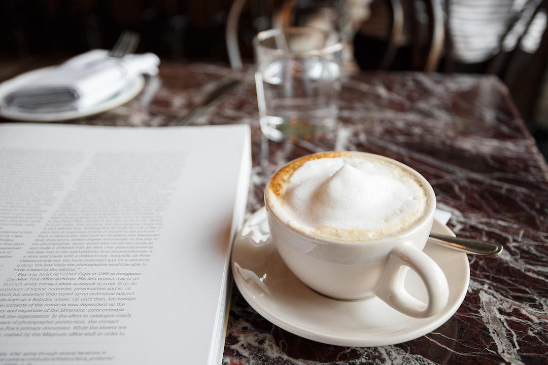 Cappuccino - unsplash