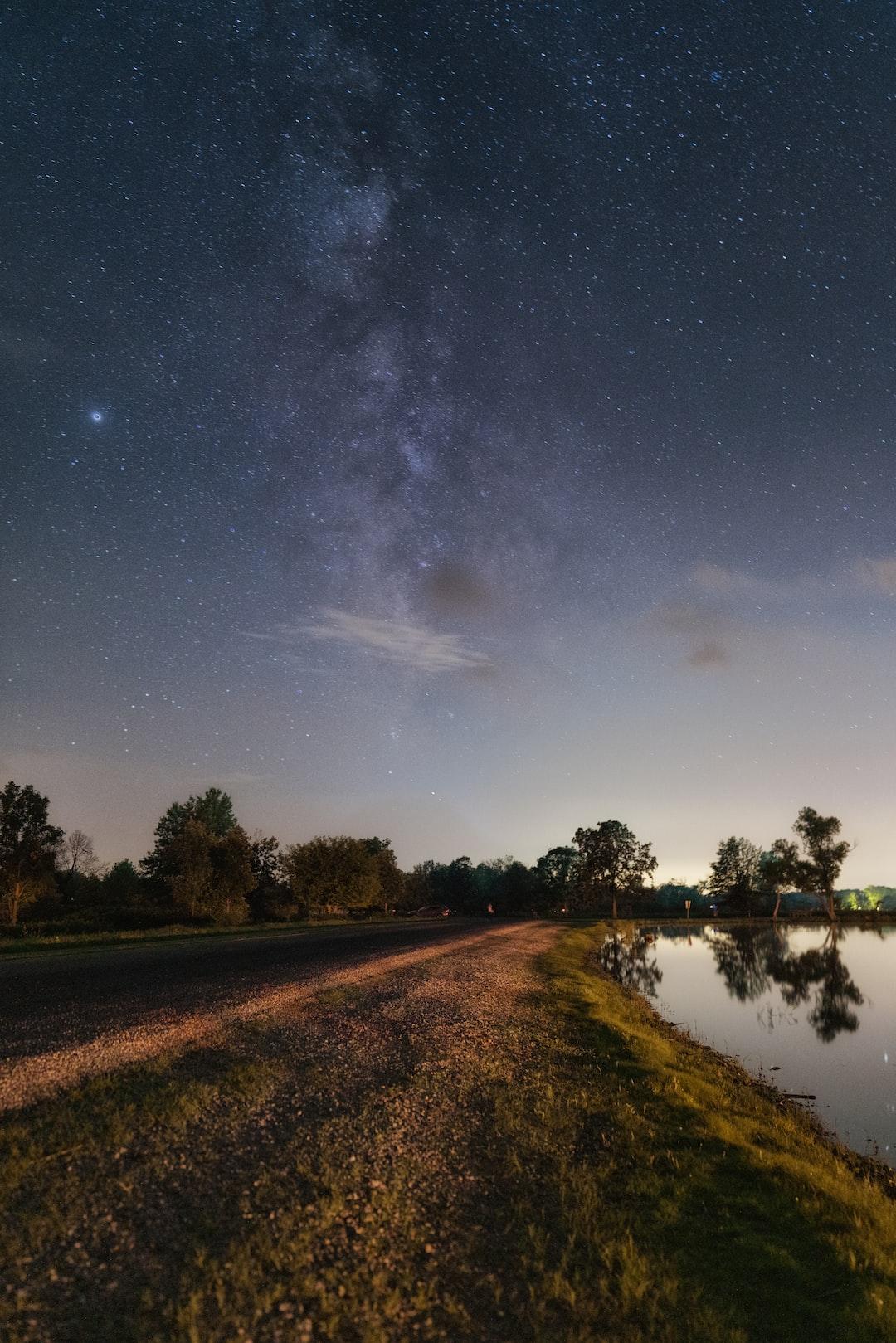 Milky Way @ Middle Fork River Forest Preserve