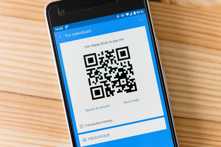 mobile qr scan app