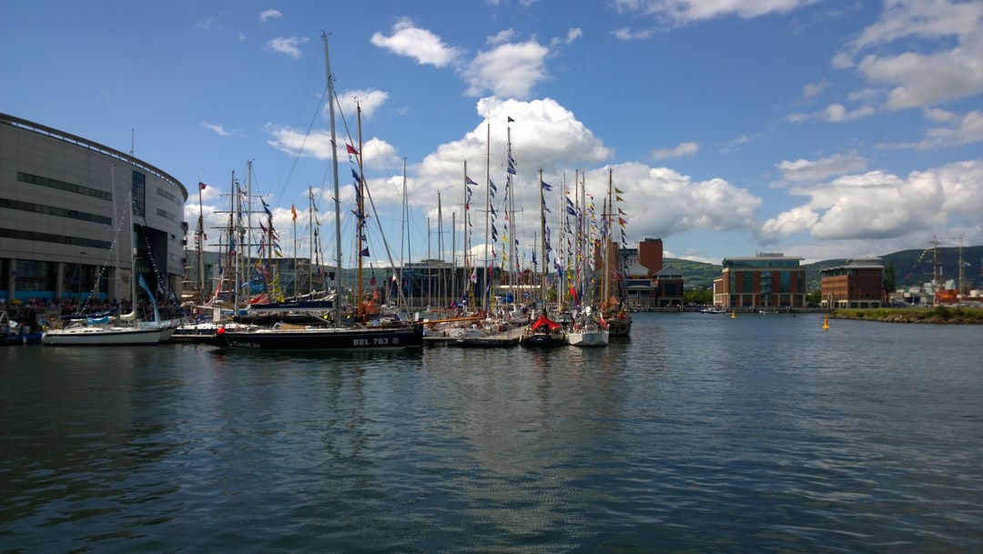 The Tall Ships at Belfast