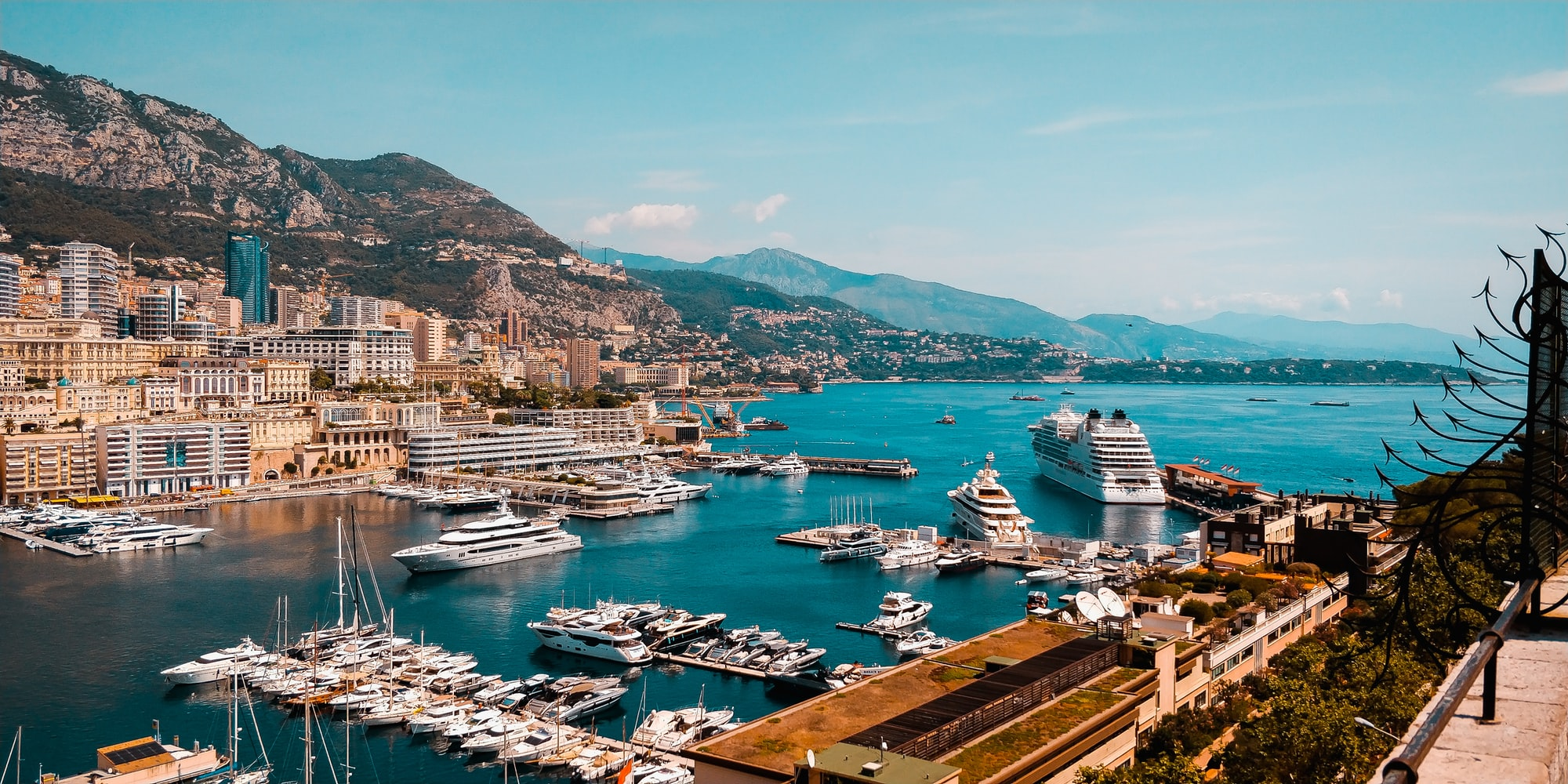 This one's from back in 2019 summer. Monaco is truly a beautiful place!!