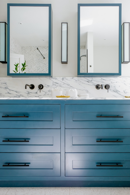 white wooden kitchen cabinet with sink