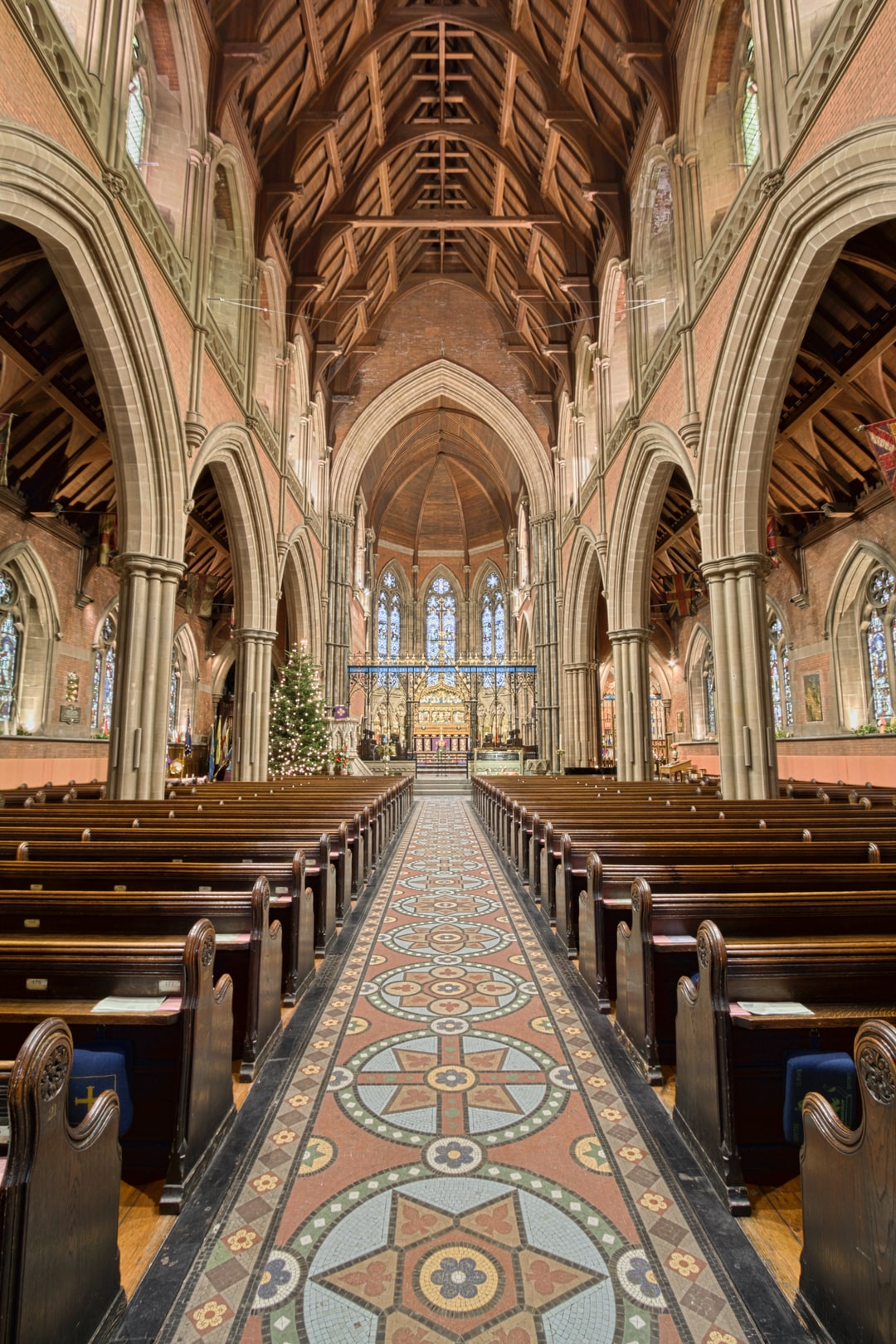 Here is a photograph taken from Bury Parish Church.  Located in Bury, Greater Manchester, England.  Website : www.michaeldbeckwith.com   Email : michael@michaeldbeckwith.com