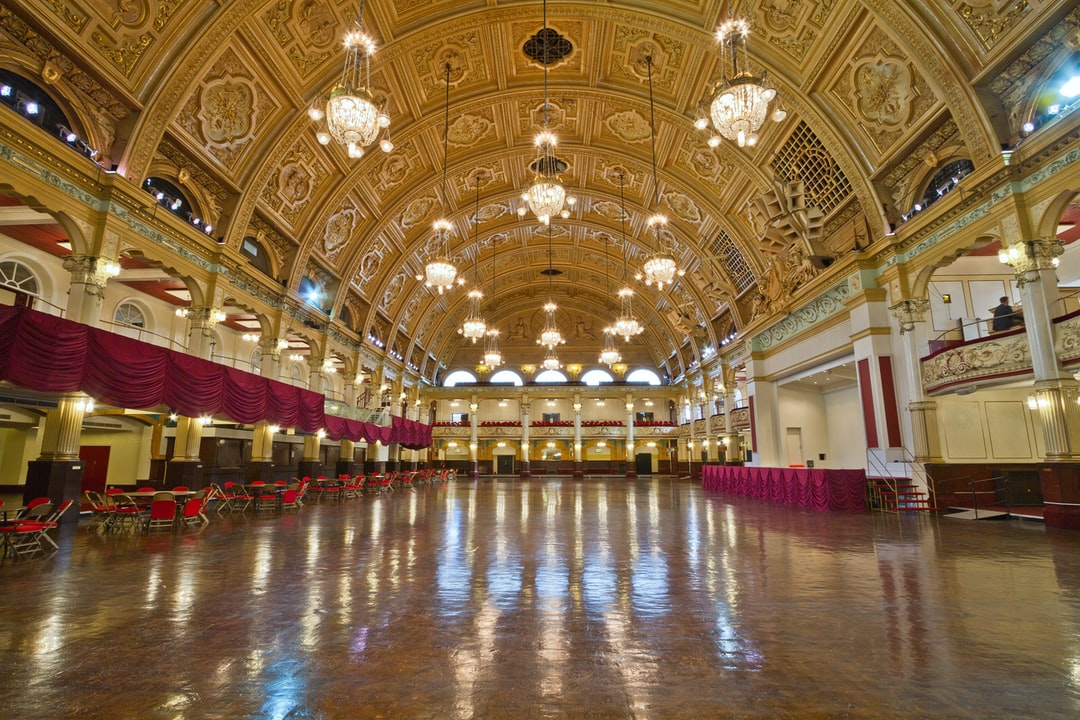 Here is a photograph taken from The Empress Ballroom inside The Winter Gardens.  Located in Blackpool, Lancashire, England.  Website : www.michaeldbeckwith.com   Email : michael@michaeldbeckwith.com