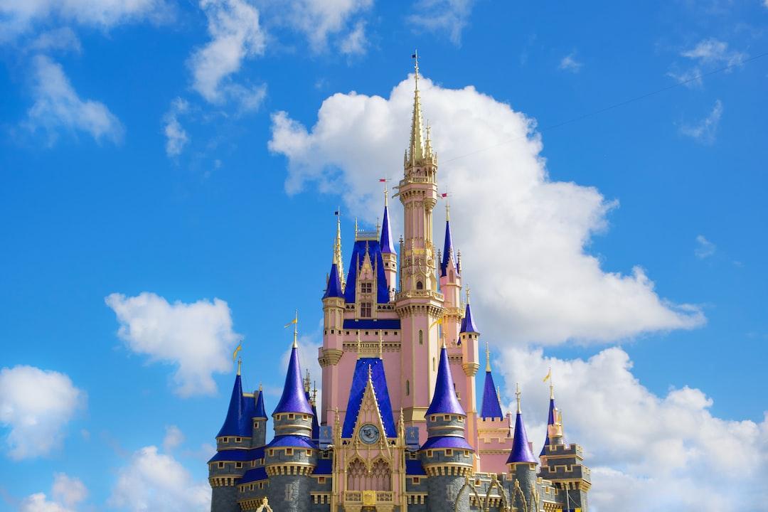 The new look of Cinderella Castle at Walt Disney World ✨
