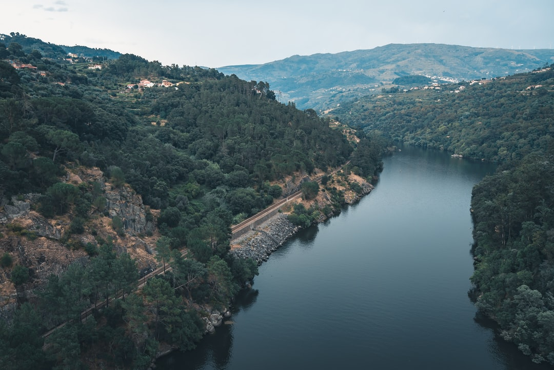 The Douro River valley is a famous wine region in Portugal. In 2007 it become a UNESCO heritage of the world. Also, it is a demarcated wine region.