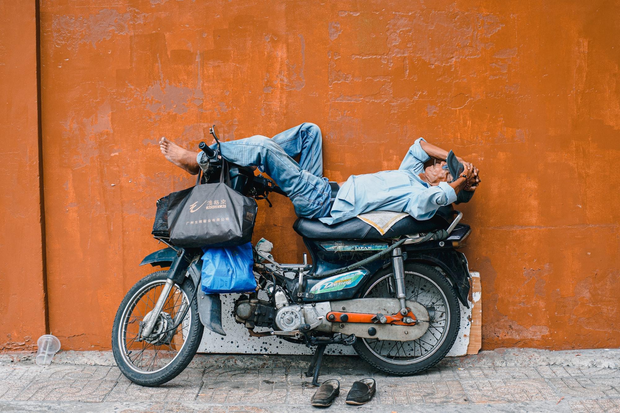 Off the beaten track Saigon