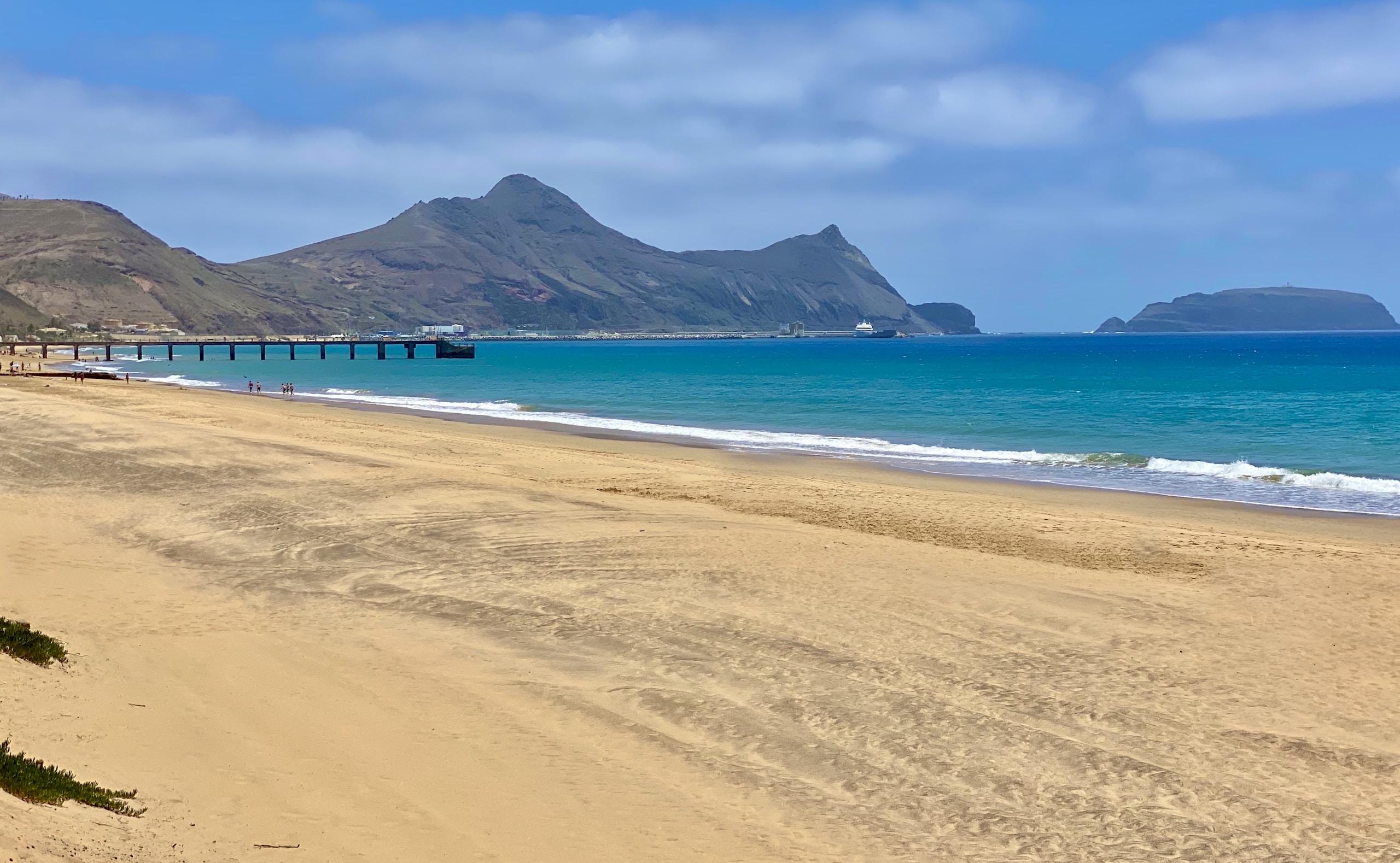 Porto Santo - Ilha Dourada