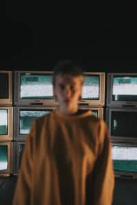 Box Screen Character human stories