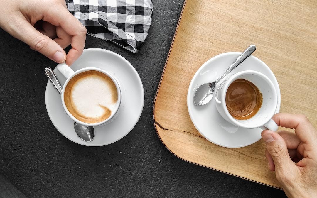 Make mine a double espresso, please.
