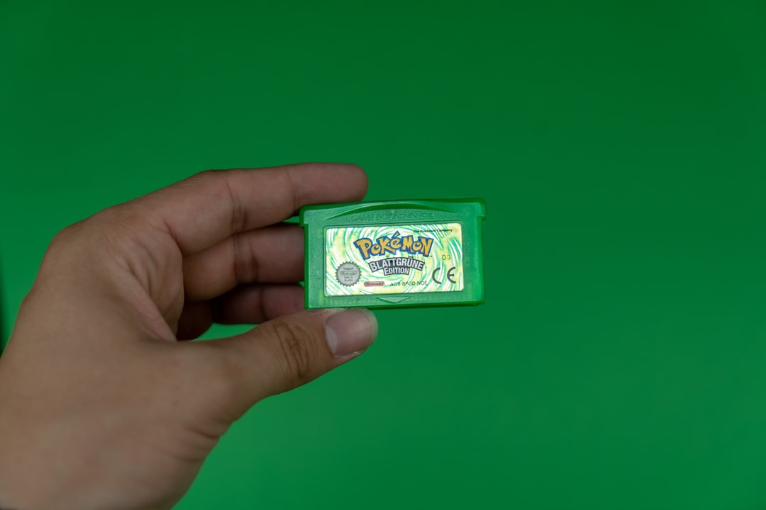 A Pokemon game for the Gameboy Advance!