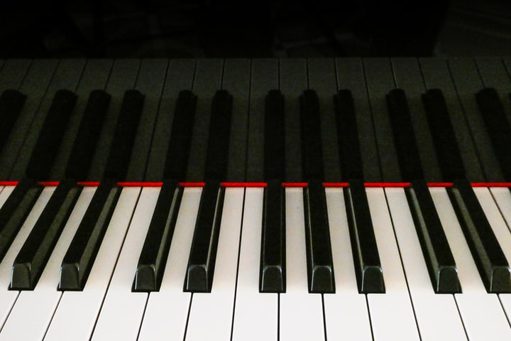 Discovering My Love For Piano