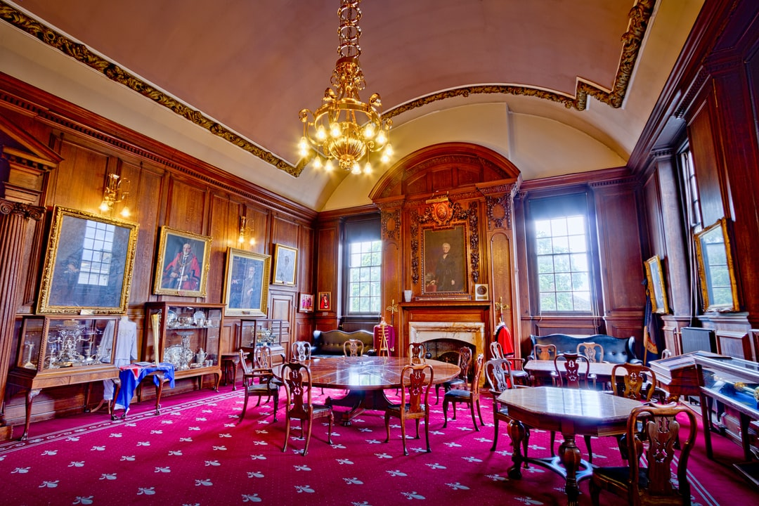 Here is a photograph taken from the mayor's parlour room inside Lancaster Town Hall.  Located in Lancaster, Lancashire, England.  Website : www.michaeldbeckwith.com   Email : michael@michaeldbeckwith.com