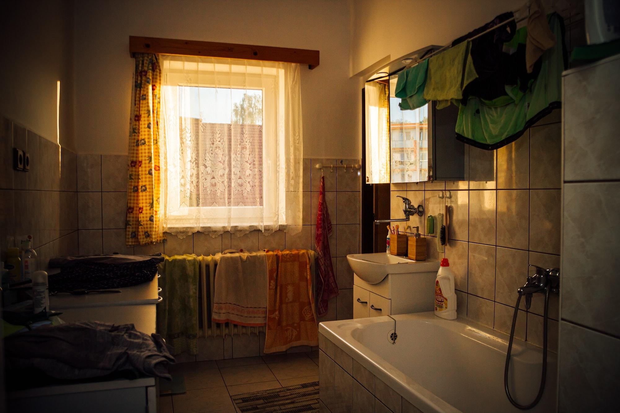 Bathrooms, where to begin?