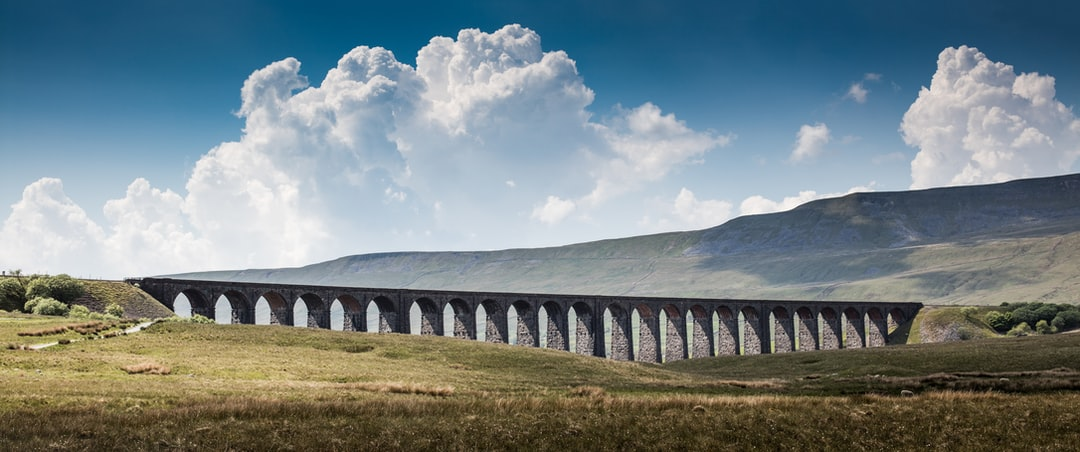 Here is a photograph taken from Ribblehead Viaduct.  Located in Ribblehead, Yorkshire, England.  Website : www.michaeldbeckwith.com   Email : michael@michaeldbeckwith.com