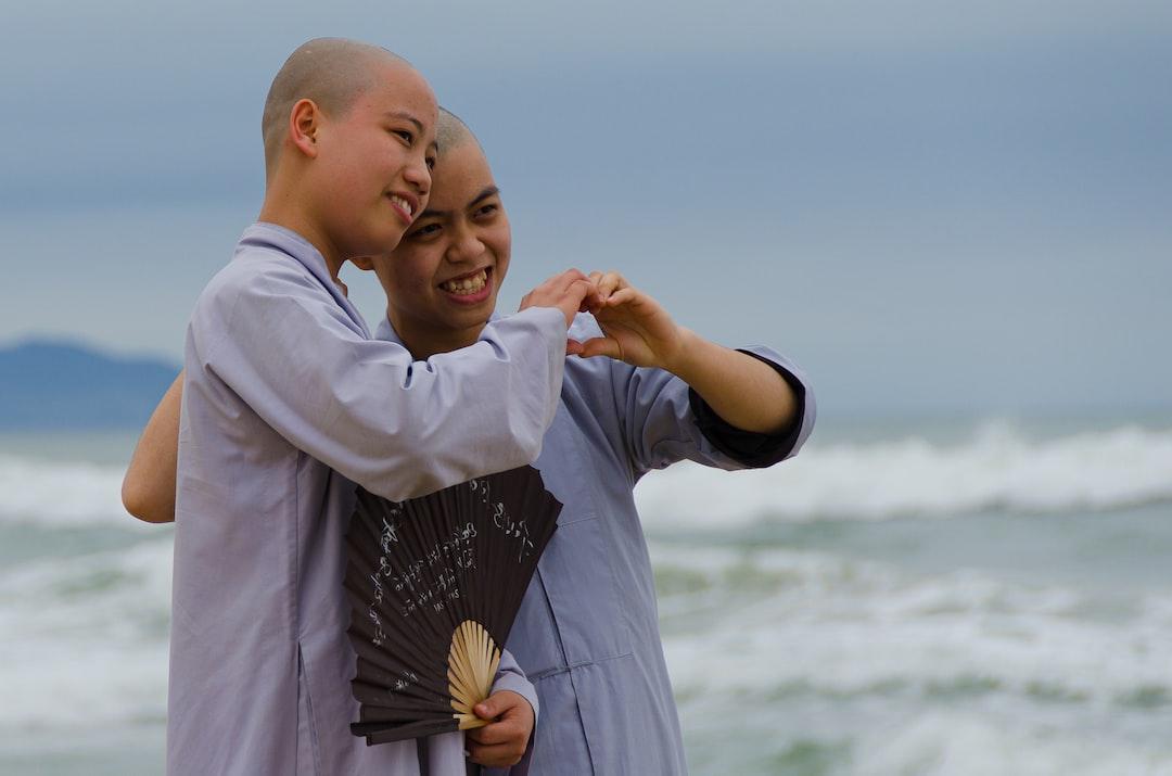 Buddhist Nuns in Vietnam