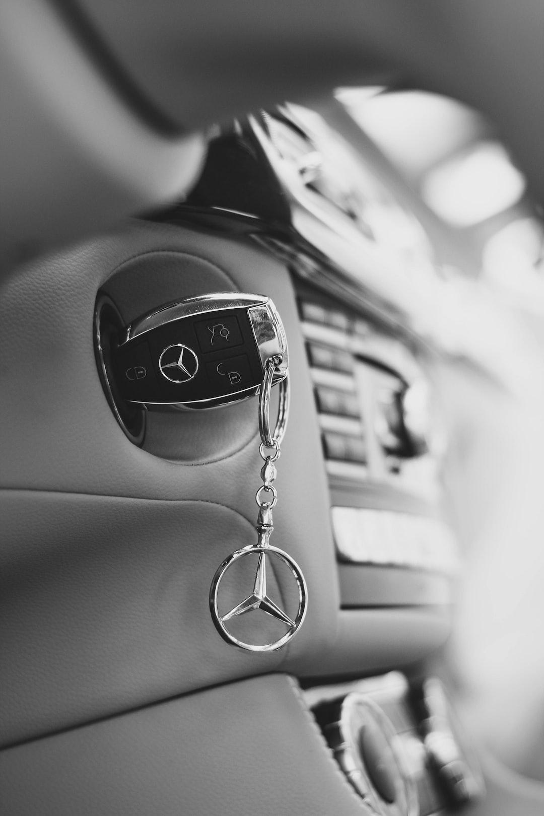 Mercedes Benz Keychain