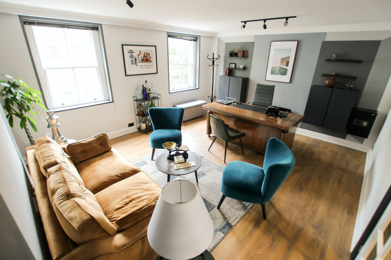 designový nábytek a moderní interiéry