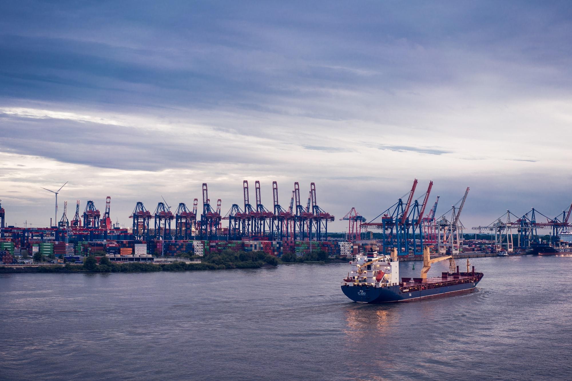 Total Port Congestion
