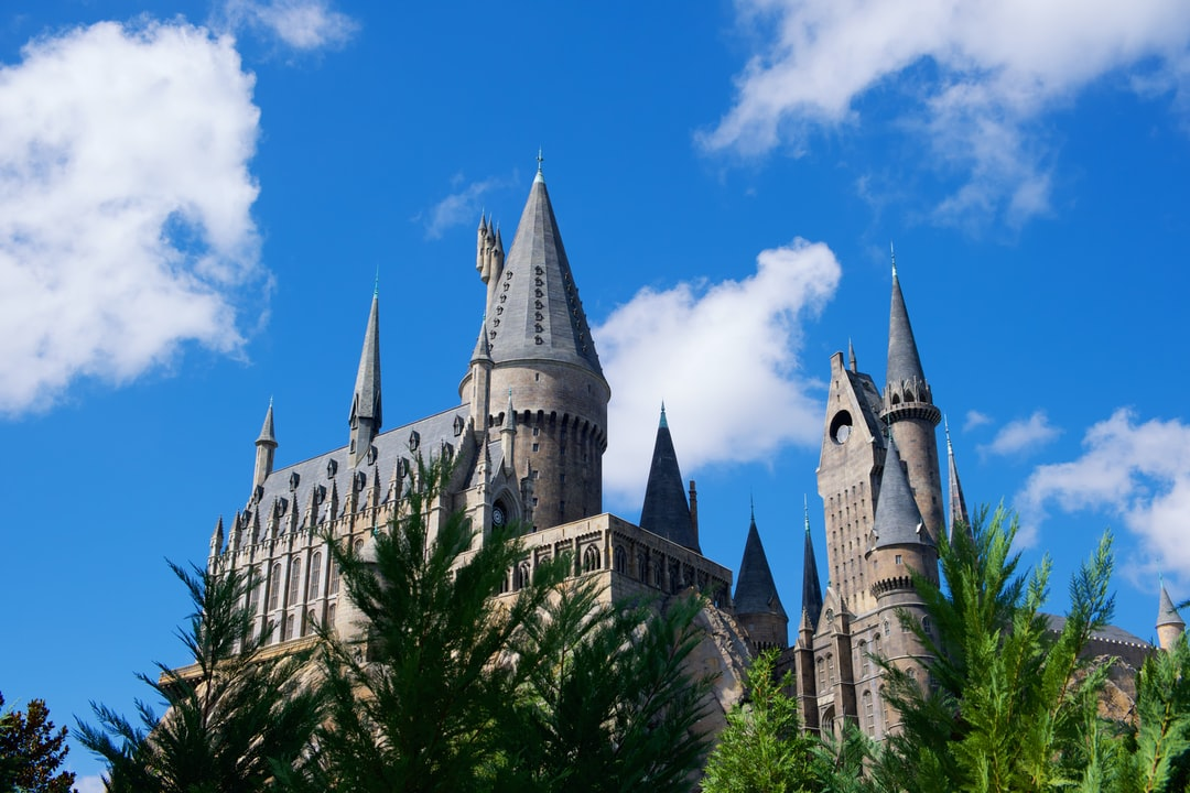 Hogwarts School of Witchcraft and Wizardry – The Wizarding World of Harry Potter, Hogsmeade