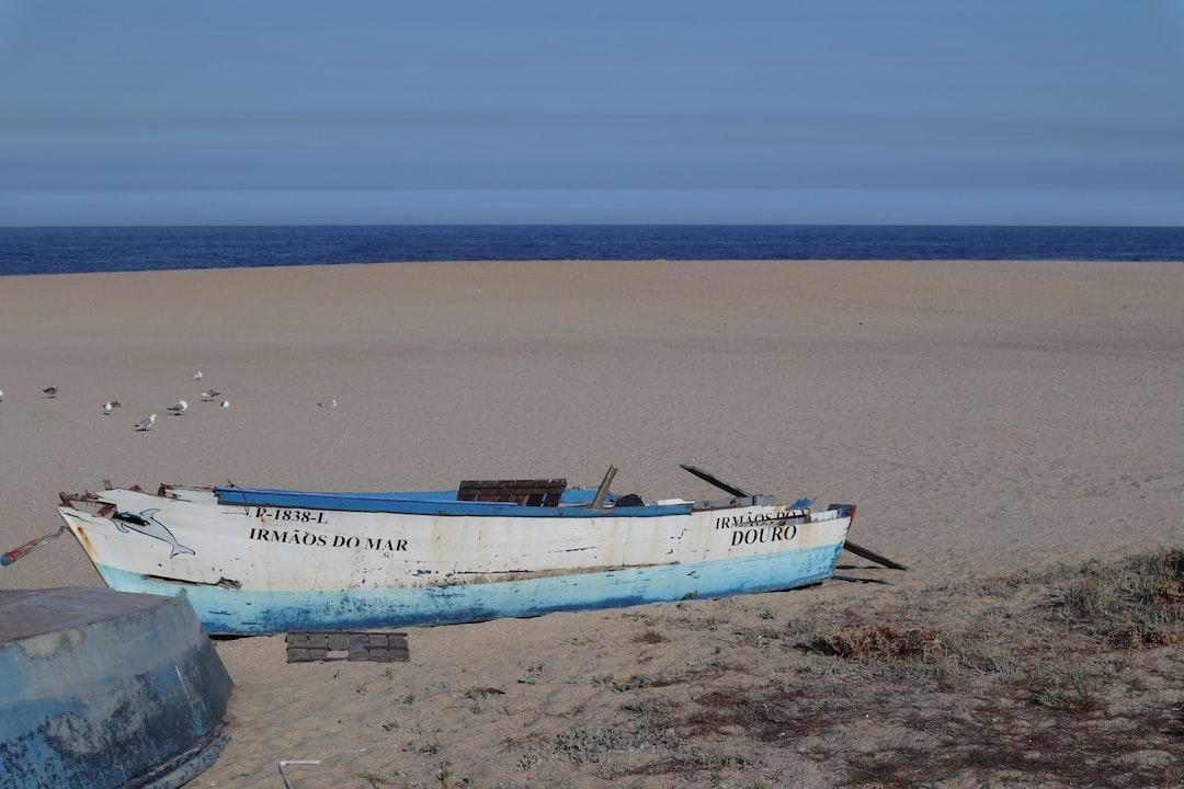 Praia da Aguda.