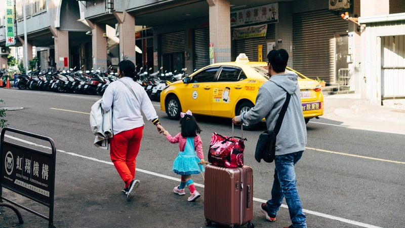 Traveling with a toddler can be stressful enough — Here's how to make it easier