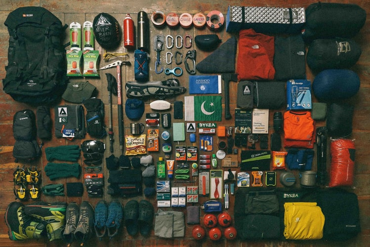 How to Organize Camping Gear