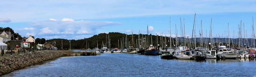 Tarbert is a village in the west of Scotland, in the Argyll and Bute council area. It is built around East Loch Tarbert, an inlet of Loch Fyne. (Wikipedia)