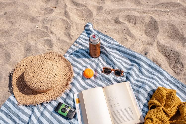 picnic on beach