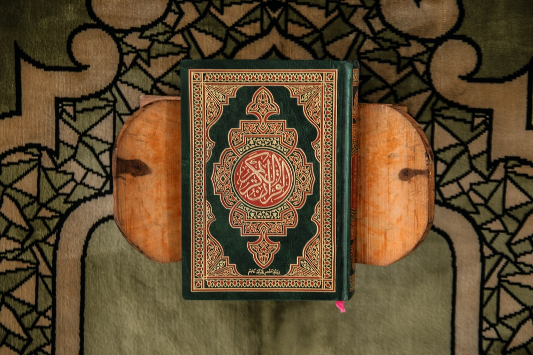 Quran is a holy book for muslims.