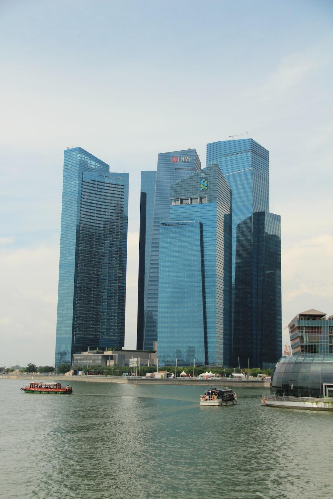 Marina Bay Financial Centre Singapore