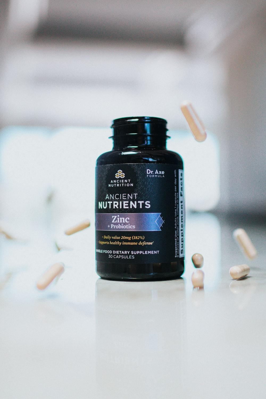vitamin b 12 vitamin bottle