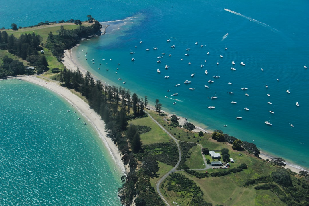 Coast of New Zealand