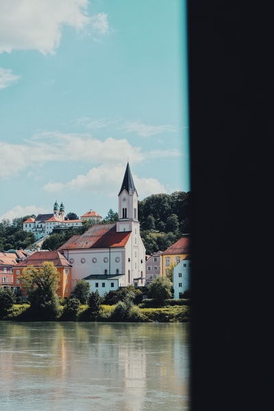 Church in Passau, Germany