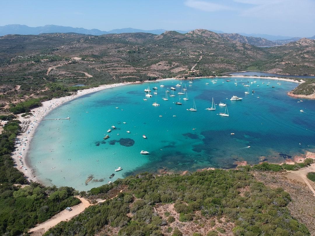 Baie de la Rondinara, Corse