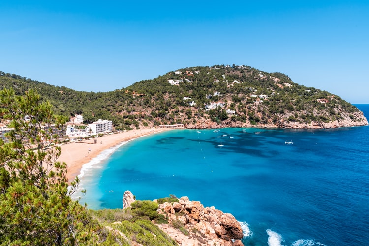 Ibiza, attractions in Spain