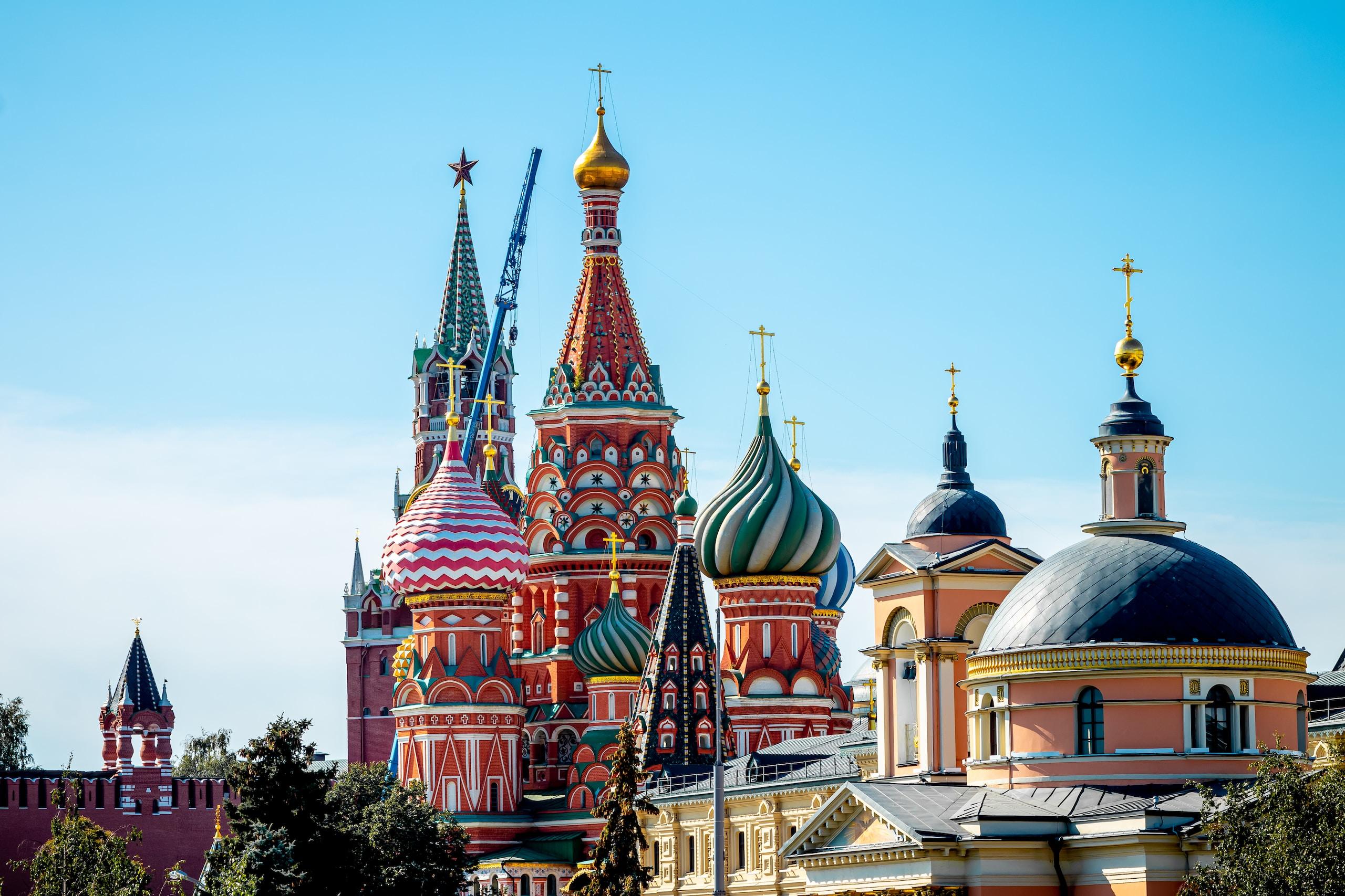 Ola de calor: Moscú acaba de batir su récord de temperatura de 1917