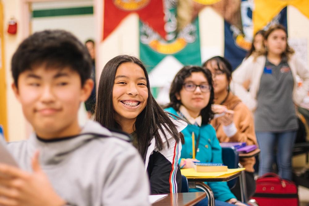 Teens classes can be very rewarding