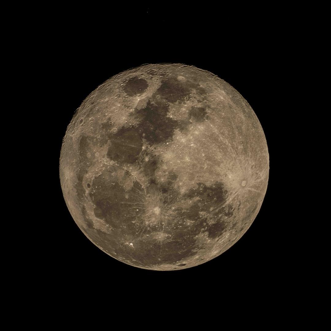 Full moon 2020-08-04 Brisbane, Australia - about 8pm