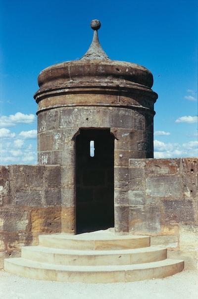 Historical heritage castle