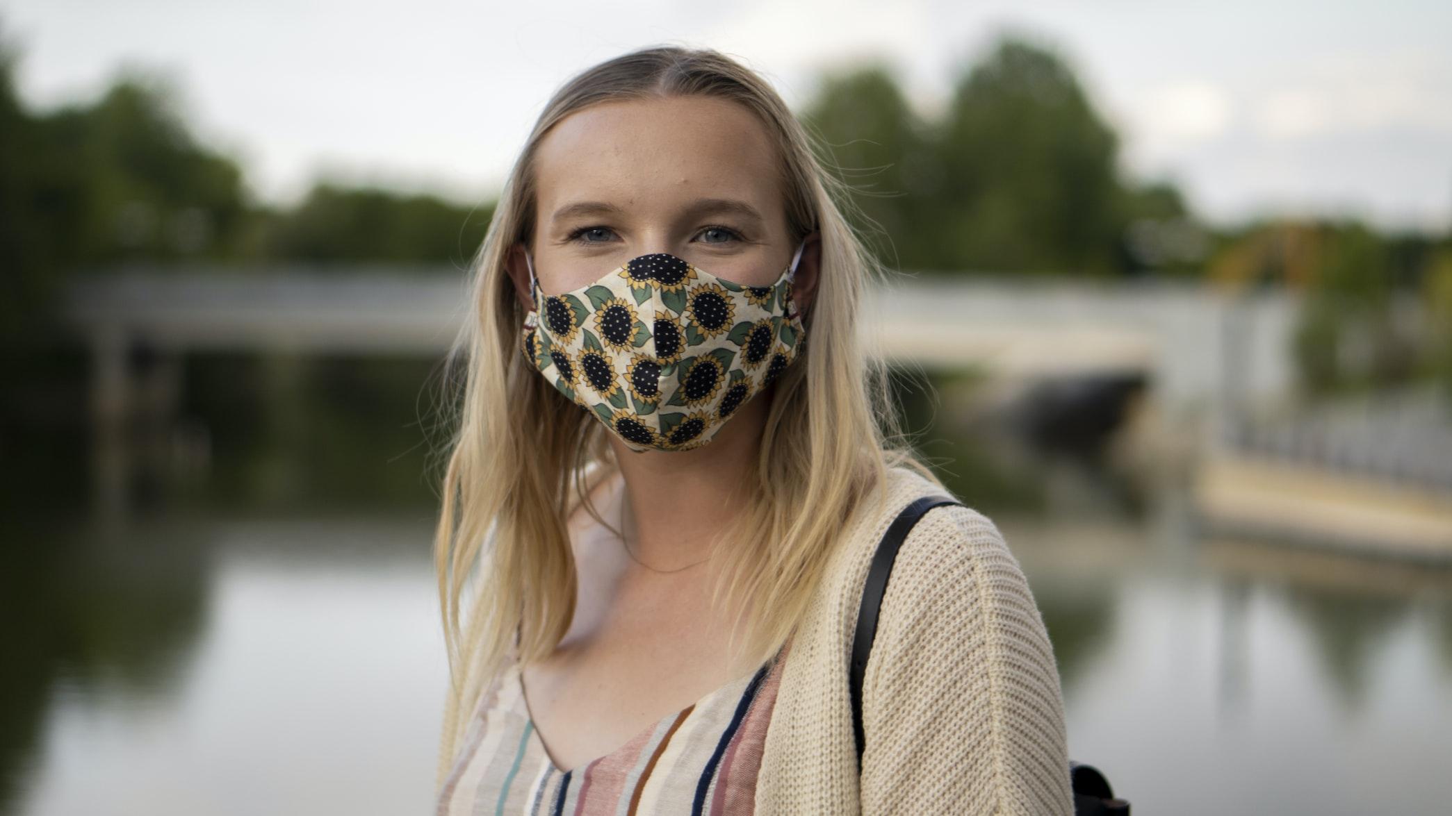 Designer Mask Trend