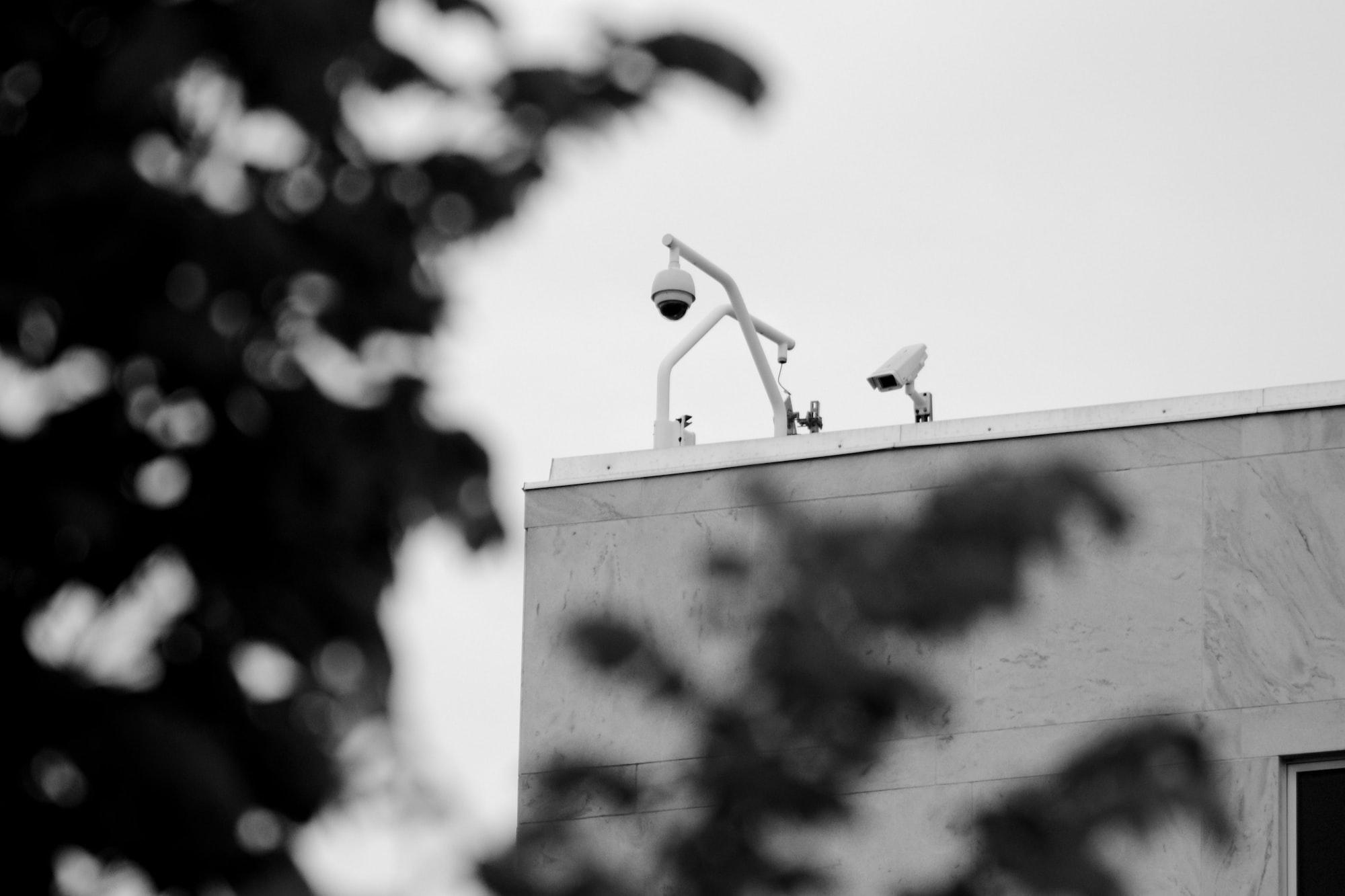Surveil-links: Union Busting, Lobbying, NSA, Capitol Raid, and Emotions
