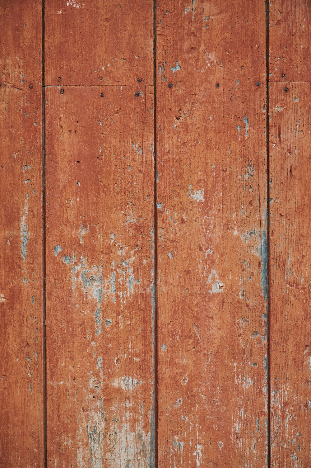 blue and brown wooden board